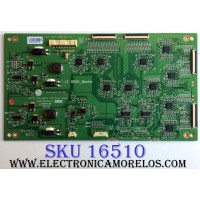 LED DRIVER MASTER / LG 3PHGC10005A-R / PCLH-L910A / LE 8500_Master / PANEL LE85M47T240V5 / MODELOS 47LE8500-UA AUSWLJR / 47LE8500-UA AUSWLUR