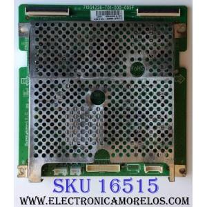 TARJETA DIGITAL / VIZIO CBPFTQAPT5K00201 / 715G4226-T01-000-005F / 715G4226-T02-000-005F / TQAPT 5K002 / TQAPT 5K00201 / PANEL LC370EUH(SC)(A1) / MODELO M370VT LTLPHOAL