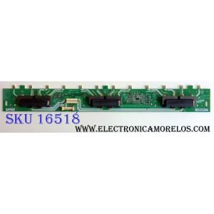 BACKLIGHT / SAMSUNG 19.40T04.004 / INV40T12B / 1940T04004 / REV 0.1 / PANEL T400HW03 V.7 / MODELOS LN40D550K1FXZA AA01 / LN40D550K1FXZA AA07 / X402BV-FHD / X405BV-FHD