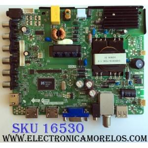 MAIN / FUENTE (COMBO) / UPSTAR Y14090019 / TP.MS3393.PB851 / 22002A0048T-05 / BP32ES8 / P3S14092202 / PANEL BOEI320WX1 / MODELO P32ES8