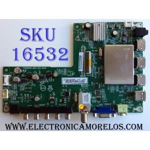 MAIN / SHARP GXFCB01K007 / 715G6840-M01-001-004K / GXFCB01K007020X / PANEL TPT500J1-HVN07.U REV:S600K / MODELO LC-50LE651U