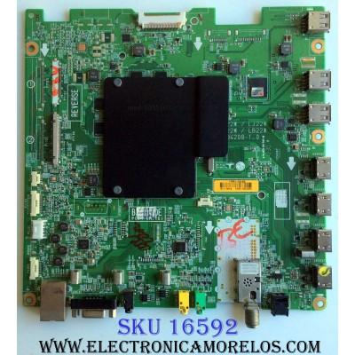MAIN / LG EBT62112901 / EAX64434208-1.0 / EBR74405211 / PANEL T420HVN01.0 / MODELOS 42LS5700-UA AWMDLUR / 42LS5700-UA AUSDLUR