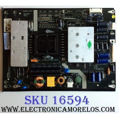 FUENTE DE PODER / SCEPTRE MP123T-12N / ZD-95(G)F / ZL-03A / E255554 / H120365115401969 / PANEL T315HW07 V.8 / MODELOS E320PV-FHD8HW07V8 / E325BV-HD / ELEFT325