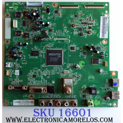 MAIN / JVC 3647-0642-0150 / 0171-2271-4434 / 3647-0642-0395 / PANEL LC470WUG (RC)(V1) / MODELO JLC47BC3002 TR1DAM
