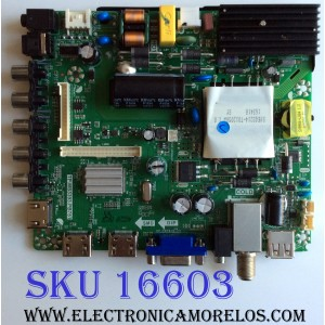 MAIN / FUENTE (COMBO / WESTINGHOUSE K16109827 / TP.MS3393.PB8751 / 21005372 / 722c 20160923_113211 / PANEL`S MD4004YTSF / LSC400HN02-8 / MODELO WD40FB1530 TW-08701-S040V