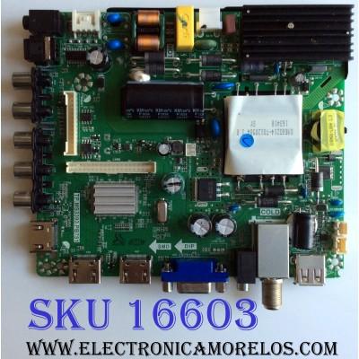 MAIN / FUENTE (COMBO / WESTINGHOUSE K16109827 / TP.MS3393.PB8751 / 21005372 / 722c 20160923_113211 / PANEL`S MD4004YTSF / LSC400HN02-8 / MODELO WD40FB1530 TW-08701-S040V