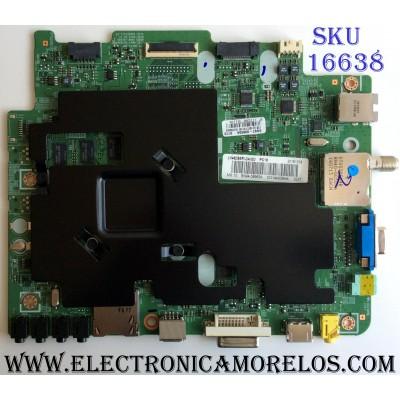 MAIN / SAMSUNG BN94-09965A / BN94-02365A / BN97-09650A / PANEL CY-GH048BGLV6H / MODELO LH48DBEPLGA / GO VS03