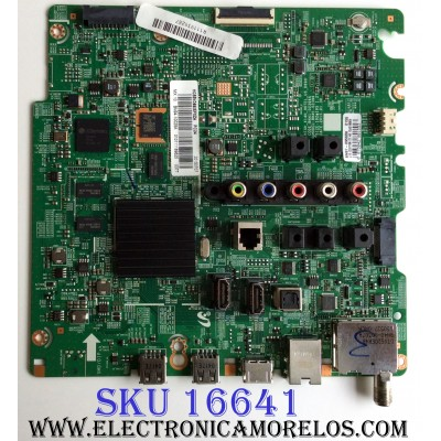 MAIN / SAMSUNG BN94-10025A / BN97-09568K / BN41-02396A / MODELO HG55ND690EFXZA