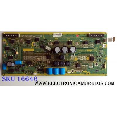 X-SUS / PANASONIC TXNSS1LQUU / TNPA5106AB / TNPA5106 / PANEL MC127F19T13 / MODELOS TC-P5032C / TC-P50C2 / TC-P50S2 / TC-P50U2 / TX-P50S20 / TX-P50U20B