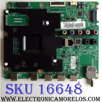 MAIN / SAMSUNG BN94-11156G / BN97-10633D / BN41-02353C / PANEL CY-GJ040BGSR2V / MODELO UN40J5500AFXZC XS08