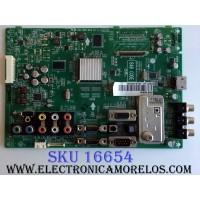MAIN / LG EBU60680850 / EAX56738103(1) / SUSTITUTA EBU60680873 / PANEL T420HW04 / MODELO 42LH30-UA AUSDLUR