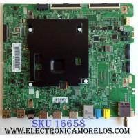 MAIN / SAMSUNG BN94-11042A / BN97-11245A / BN41-02528A / MODELO UN55KU6290FXZC