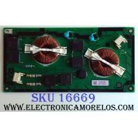 FUENTE FILTRO AC.  / ETX2MM718AG-3A / NPX718AG-3A / PANEL MC137F21Z12 / MODELOS TC-P54Z1 / TC-P54Z1M / TC-P54Z1M YQ9260283