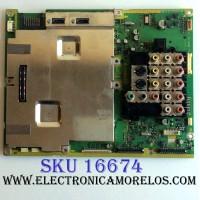 MAIN / PANASONIC TNPH0682S / TNPH0682 / PANEL LC320W01 (SL)(C1) / MODELO  TC-32LX70
