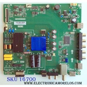 MAIN FUENTE (COMBO) / VIZIO H17092525 / TP.MS3553T.PB768 / 3200368115 / 320021039201005 / 9975 20170717_145742 / PANEL´S BOEI320WX1-01 / HV320WHB-N56 / MODELO D32HN-E4 LHBFVMKT