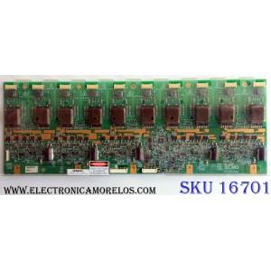 BACKLIGHT / WESTINGHOUSE / CMO T87I016.01 / T87I016.01 REV:1 / 2714C00006 / I370H1-A2-V02-F2A1 / PANEL V370H1-L01 REV.C1 / MODELO LVM-37W1