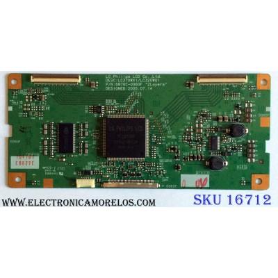 T-CON / OLEVIA 6871L-1041D / 6870C-0060F / LC370WX1/LC320W01 / PANEL LC320WX3 (SL)(B1) / OLEVIA 232-S13 FM1-032000EGS55 / 232-S12