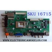 MAIN / PIONEER G42730 / MSAV3227-ZC01-01 / PANEL V390HJ1-P02 / MODELO PLE-3903FHD