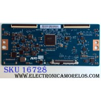 T-CON / HISENSE 5550T32C11 / 55.50T32.C11 / 55T32-C0F / PANEL´S HD500K3U54\S0\GM\ROH / HD500K3U54\S8\GM\CKD/ROH / MODELO 50H6D