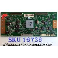 T-CON / HISENSE 215019 / RSAG7.820.7457/ROH / PANEL HD550M3U51-TA\S0\GM\ROH / 217120 / MODELO 55H8C