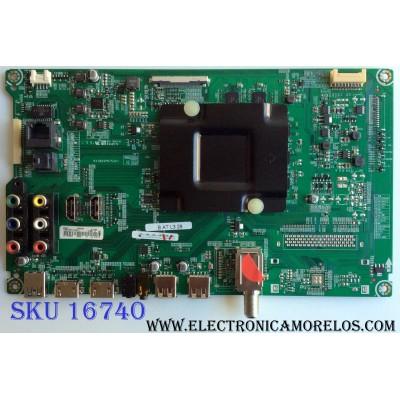 MAIN / HISENSE 216321 / RSAG7.820.6715/ROH / 215114 / HU55N3000UW(0001) / PANEL HD550K3U51\S6\GM\ROH / 215446 / MODELO 55H6D