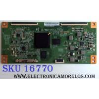 T-CON / HISENSE 5LH064HP / STV2P0LTP1 QE1 / E88441 / 5LH064HPE351604J06000 / PANEL HD500DU-B01\S4\GM\ROH / MODELO 50H7GB1