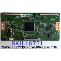 T-CON / SHARP 5440A / 6871L-5440A / 6870C-0743A / PANEL HD600N3U23\XP\ / MODELO LC-60P6070U