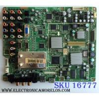 MAIN / SAMSUNG BN94-01199J / BN41-00843D / BN97-01415J / PARTE SUSTITUTA BN94-01199N / PANEL LTA400HT-L07 / MODELOS LNT4065FX/XAA / LNT4065FX/XAC SS03 / LNT4065FX/XAC SS04