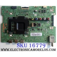 MAIN / SAMSUNG BN94-12049N / BN41-02574B / PANEL CY-JM043BGEV3H JW39 / MODELO UN43M5300AFXZA BB02