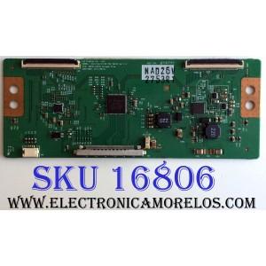 T-CON / RCA 2753R / 6871L-2753R / 6870C-0401B / PANEL´S LC470EUN (SE)(M1) / LC470EUN (SE)(F1) / MODELO DETC470M