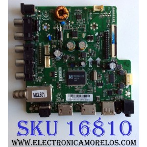 MAIN / FUENTE (COMBO) / INSIGNIA B15031062 / 3MS93AX8 / TE.MS3393.EB783 / A14426 / 02-MHY934-C001000 / 32D220NA16 Rev.A / 15C30 / PANEL LVW320CSDX E13 V3 / MODELO NS-32D220NA16