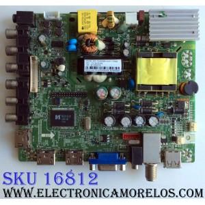 MAIN / FUENTE (COMBO) / DIGITREX 82-2000079 / CV3393BH-A32 / 1.81.04.00104 / CV3393BH-A32-11-F004 / 41J01751 / CQ09001031617 / MODELO TL32K5M2