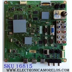MAIN / SAMSUNG BN96-19175A / BN97-03994Y / BN97-05675A / BN41-01436C / PANEL LTF400HF15-A04 / MODELO LN40C650L1FXZA SQ02 / NOTA IMPORTANTE: PARTES SUSTITUTAS CHECAR EN DESCRIPCION