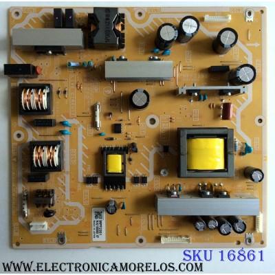 FUENTE DE PODER / PANASONIC N0AB3FJ00003 / MPF2951 / PCPF0295 / PANEL`S LC420WUN (SC)(D1) / LC420WUN / MODELOS TH-42LRH50U / TH-42LRU5 / TH-42LRU50