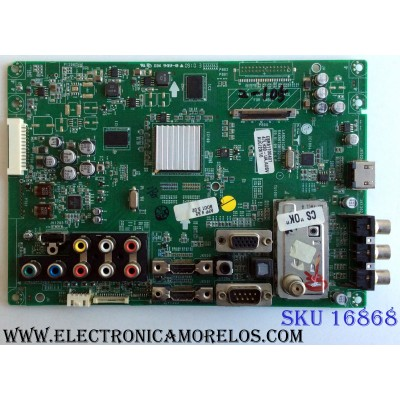 MAIN / LG EBR61100401 / EAX56738102(0) / EAX56738101(16) / PARTES SUSTITUTAS EBU60680851 / EBU60680817 / EBU60680818 / PANEL´S LC470WUE (SB)(B2) / LC420WUE (SB)(C1) / LC470WUE (SB)(C1) / MODELOS 47LH30-UA AUSVLUR / 42LH30-UA AUSVLJR / 47LH30-UA AUSVLJR