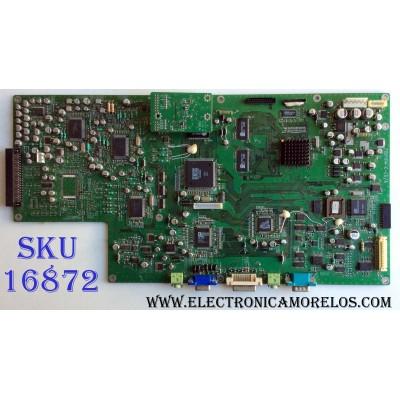 MAIN / TARJETA DE IMAGEN / HP MGPC4269B7 / 715P1114-E-LG/A / 715P1114-E-LG / A / PANEL PDP42V64001 / MODELO PE0000_42_AO