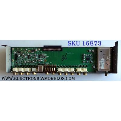 TABLERO DE TERMINALES / HP TMPC4269B1B / 715P1115-3-N / PANEL PDP42V64001 / MODELO PE0000_42_AO