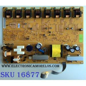 FUENTE / BACKLIGHT / SYLVANIA 1ESA17941 /  A71GDMUT / BA71G0F01043 / PANEL´S UF370XC / MODELOS LC320SS8 / DX-LCD37-09