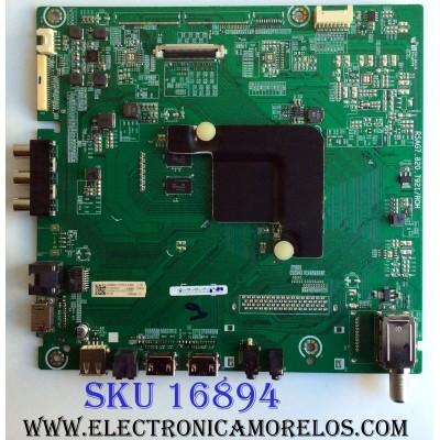 MAIN / HISENSE 226986B / RSAG7.820.7921/ROH / 226989B / 226986 / 226989 / HU50A6100UW(0001) / 3TE50G180685 / TM185H507W / G180676 / PANEL HD500S1U01\S1\GM\CKD\ROH / MODELO 50H6E