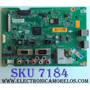 MAIN / LG EBT62962001 / EAX65467203(1.3) / 62393801 / 45EBT000-00NT / PANEL LC470DUE (FG)(A3) / MODELO 47LY340C-UA AUSWLJR