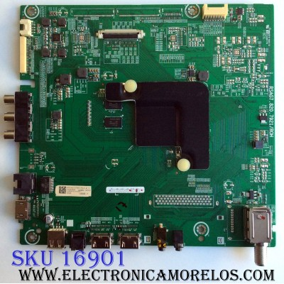 MAIN / HISENSE 222512 / RSAG7.820.7921/ROH / HU65A6100UW / G1752F3 / 3TE65G1752J5 / 222509A / 222512A / 222509 / PANEL HD650S1U51\S1\GM\CKD\ROH / MODELO 65H6E
