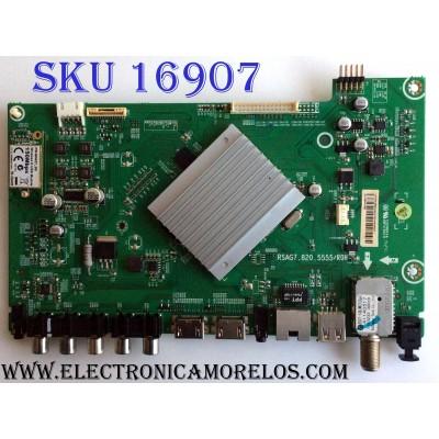 MAIN / HISENSE 172314 / RSAG7.820.5555/ROH / LHD32K20DWUS(0) / 172314/E140421 / PANEL HD315DH-E82\S2 / MODELO 32K2DW 32J1424