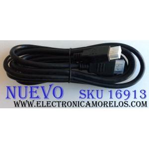 CABLE HDMI / HDMIHS6FTR1-24 / E324703 / PUEDE UTILIZARSE EN HDTV, CINE EN CASA, VIDEOJUEGOS, REPRODUCTORES DE BLU-RAY Y MÁS / ADMITE VELOCIDADES DE TRANSFERENCIA DE 10.2 GBPS / ADMITE RESOLUCIÓN: 480P / 720P / 1080I / 1080P / TRUE-HD Y DTS-HD V 1.3