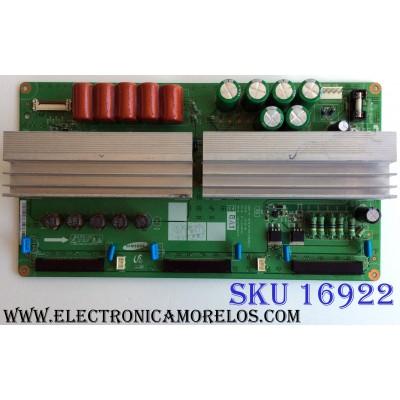 X-SUS / SAMSUNG BN96-06124A / LJ92-01489B / LJ41-05118A / 489 BA1 / PANEL S50HW-YB02 / S50HW-YD02 / MODELOS VP50HDTV20A / HPT5054X / XAA / HPT5064X / XAA / HPT5034X / XAC AM17 / HPT5034X / XAC EM08 / HPT5034X / XAC SM05 / HPT5064X / XAC SM09 / HPT5064X