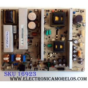 FUENTE DE PODER / SAMSUNG BN44-00161A / PSPF411701A / BN4400161A / PARTES SUSTITUTAS BN44-00159A / BN44-00188A / MODELOS HPT4234X / XAA / HPT4264X / XAA / HPT5054X / XAA / HPT4254X / XAA  /  / HPT4264X / XAC SK01 / PS42Q96HDX / XEU / PS42Q97HDX / XEU