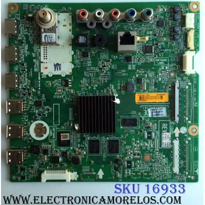 MAIN / LG EBT62679801 / EAX64872104 (1.0) / PANEL NC550DUN-SAAP1 / MODELO 55LN5600-UI BUSULJR