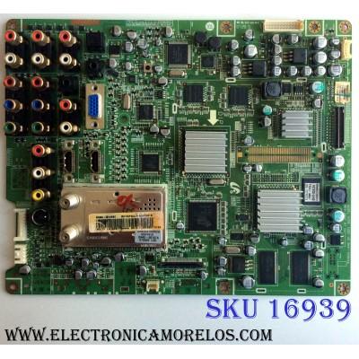 MAIN / SAMSUNG BN94-01433C / BN41-00904A / BN97-01740C / PANEL LTA520HA05-V01 / MODELO LNT5281FX/XAA SN01