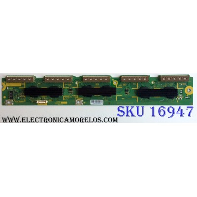 BUFFER / PANASONIC TXNSU11UFUTH / TNPA5343AQ / TNPA5343 / PANEL MC153FH1400 / MODELO TH-60PF50U