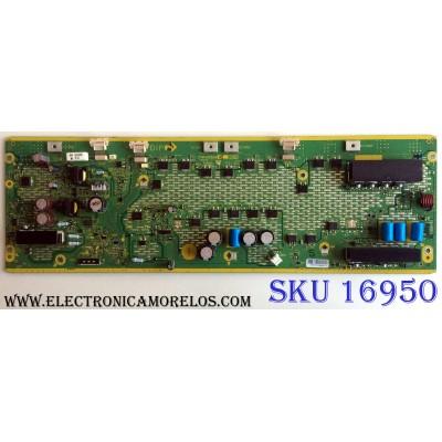 Y-SUS / PANASONIC TXNSC11ZEU / TNPA5399AD / PANEL MC153FH1400 / MODELO TH-60PF30U