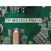 MAIN / FUENTE (COMBO) / POLAROID U17062276 / TP.MS3553.PB818 / PANEL V320BJ6-Q01 / MODELO 32GSR3000FC